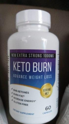 Keto Burn Peto mg Con Mct(aceite De Coco) + Libro Keto