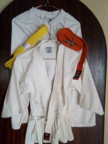 Kimono Karate Para Niños