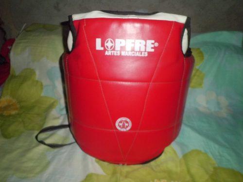 Peto Protector Lopfre 4