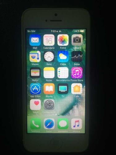 iPhone 5 De 16 Gb Precio Negociable