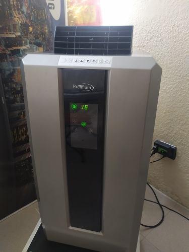 Aire Acondicionado Portatil 12000 Btu + Ducto + Impecable