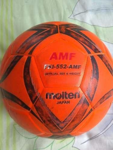 Balón Futsal Bote Bajo 3'5 Original Molten Japan