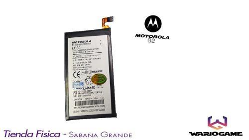 Bateria Pila Motorola Moto G G2 G3 Ed30 Somos Tienda