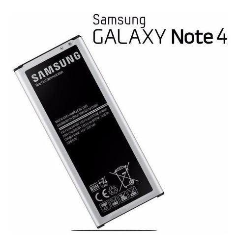 Bateria Pila Samsung Galaxy Note 4 Eb-bn916bbc