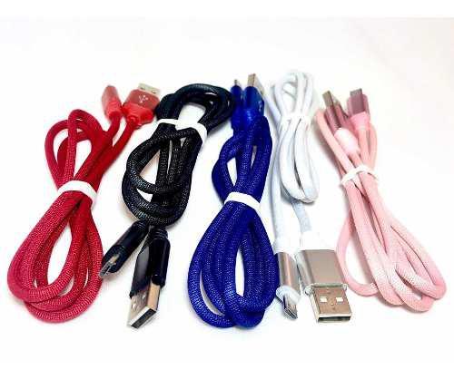 Cable Micro Usb De Nylon