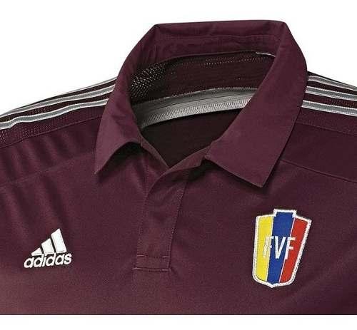 Camisa Vinotinto Fvf Copa America Venezuela adidas Original