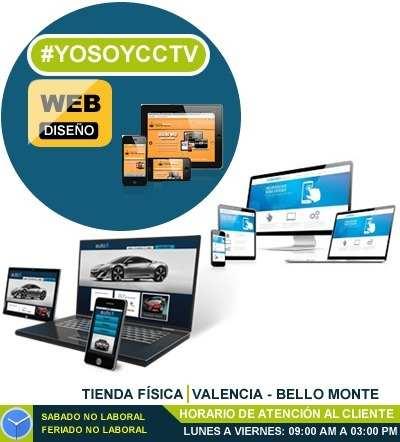 Diseño De Páginas Web, Hosting Y Dominios