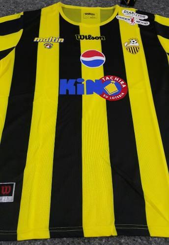 Franela Wilson Sport Deportivo Tachira En Ofertas