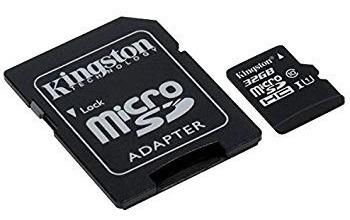 Memoria Micro Sd Kingston 32 Gb, Tienda Fisica