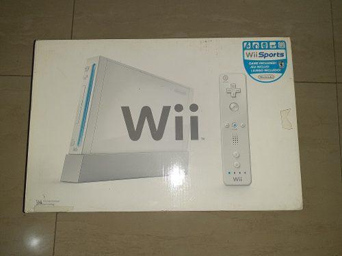 Nintendo Wii + Juegos + Accesorios + Tabla Wii Fit