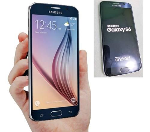 Samsung Galaxy S6 G-920f Casi Nuevo O R I G I N A L Usa