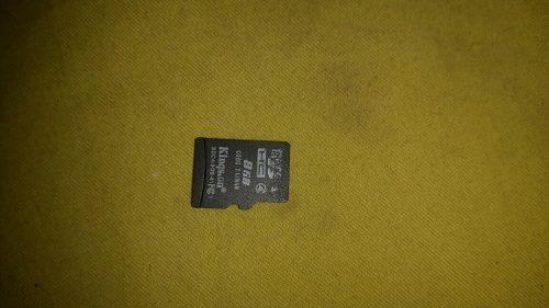 Tarjeta Micro Sd De 8gb
