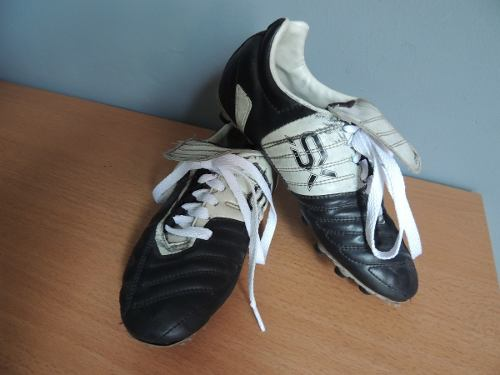 Zapatos Fútbol Tacos Niño Umbro Talla 34