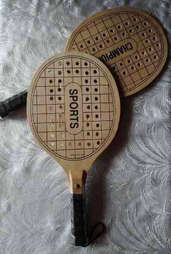 Raquetas De Playa Y Ping Pong