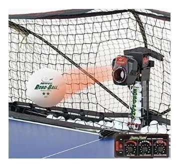 Robot Lanza Petolas Tenis De Mesa Ping Pong