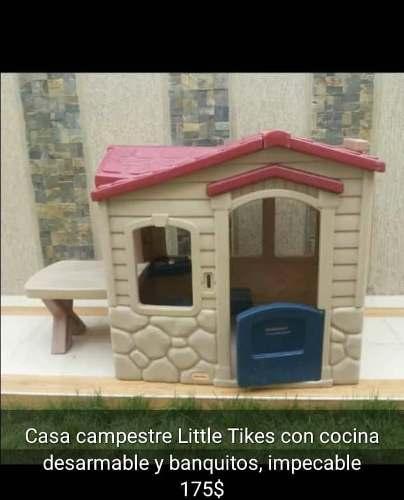 Casa De Juegos Little Tikes