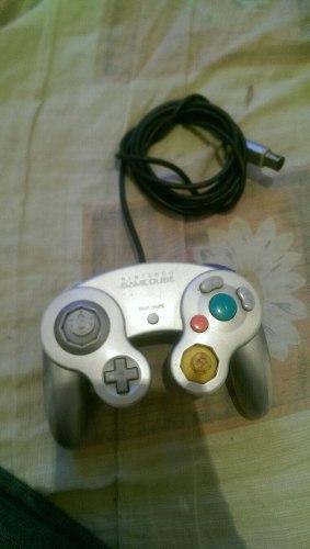 Control Original De Nintendo Gamecube En Buen Estado