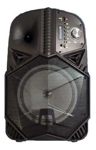 Corneta Inalambrica Karaoke Bluetooth Pendrive Nueva