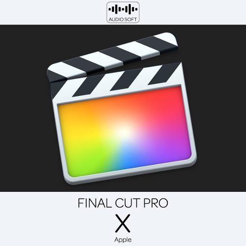 Final Cut Pro  Y Anteriores - Mac - Edicion De Video
