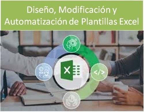 Plantillas Personalizadas En Excel Con Macros A La Medida