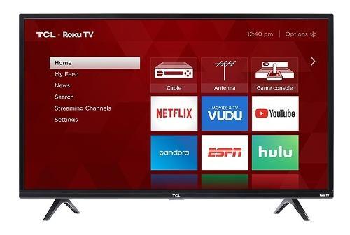 Tv Smart Tv 32 Pulgadas Tcl Roku Wifi Nextflix Youtube