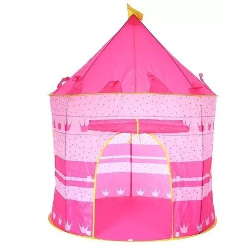 ¡¡¡¡oferta!!!!!! Castillo Carpa Para Niñas Y Niños.