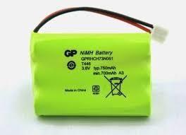 Bateria Para Teléfono De Casa Inalambrico T446