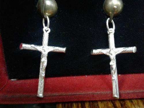 Dijes De Cristo En Plata Ley 925 100% Garantizada