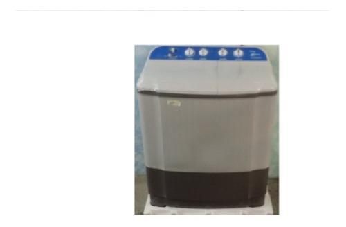 Lavadora Doble Tina Semi-automática De 7 Kg