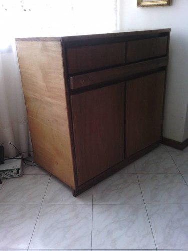 Mini Closet Mueble De Madera De Roble