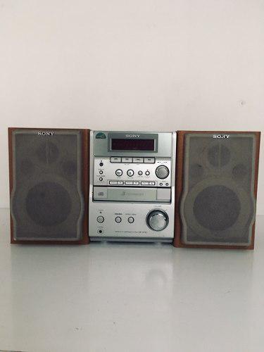 Radio De Minicomponente Sony