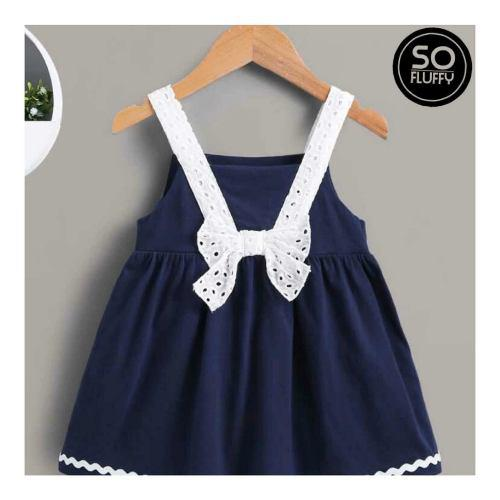 Sofluffyvzla Moda Para Bebé / Ropa De Bebé/ Vestido /