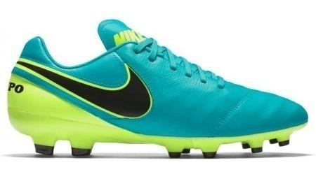 Tacos De Futbol Nike Tiempo Nuevos Sin Uso Traidos De