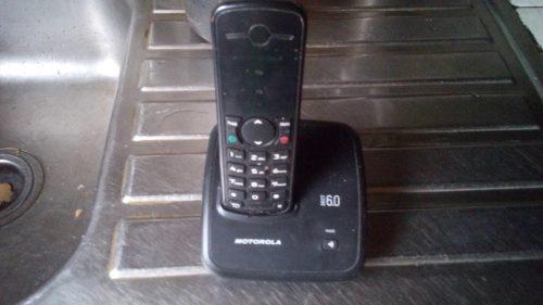 Teléfono Digital Inalámbrico Fox 500 Dect 6.0