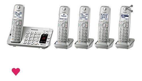 Teléfono Inalámbrico Máquina Contestadora, Panasonic,