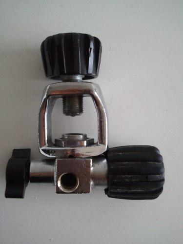 Válvula Para Compresor De Recarga De Cilindros De Buceo