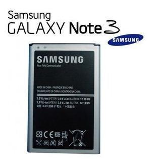 Bateria Pila Samsung Galaxy Note 3 B800be 3200 Mah