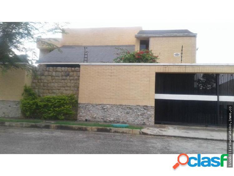 Casa en Valencia Altos de Guataparo 18-11036 LG