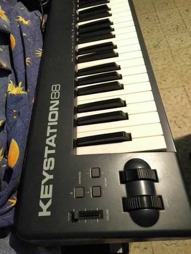 Controlador M Audio Keystation 88 Ii Usb/midi Pc/mac