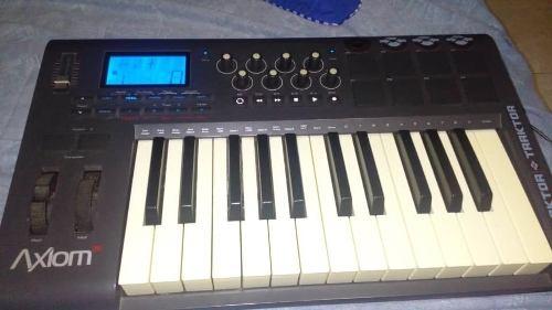 Controlador Midi M Audio Axion 25 Generación 2 Como Nuevo