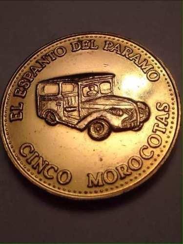 El Espanto Del Páramo, Moneda De Colección