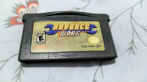 Juego Advance Wars Gameboy Advance Gb Advance