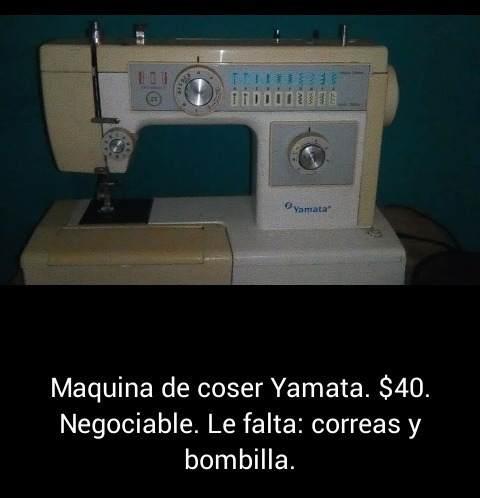 Maquinas De Coser Kenmore Y Yamata