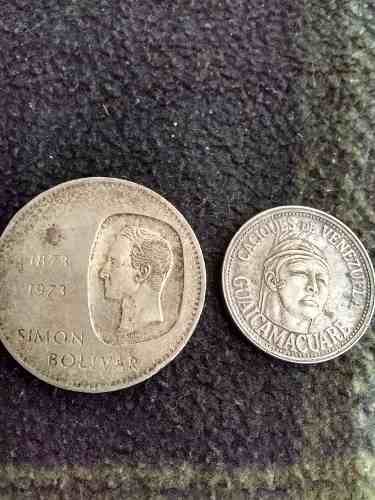 Monedas Antiguas De Plata