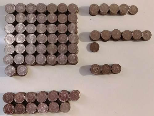 Monedas Antiguas Venezolanas De Colección