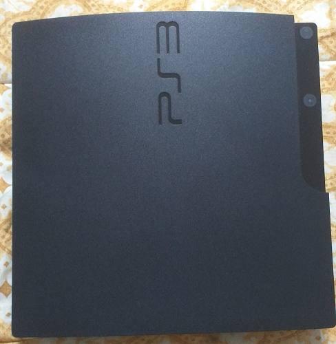 Ps3 Consola 320gb Con Juegos Y Accesorios