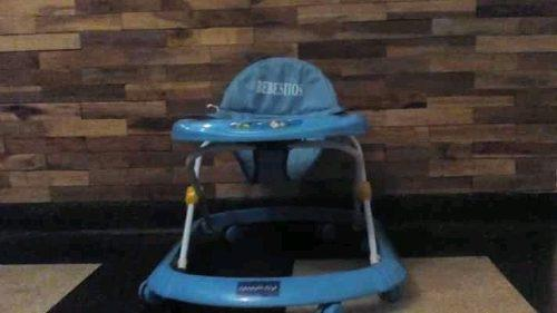 Andadera De Bebe Color Azul Bebesitos
