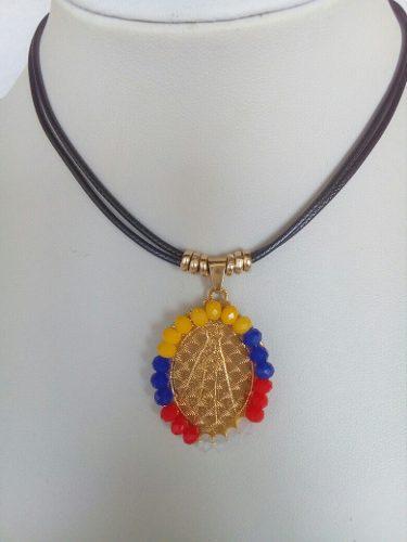 Collares Virgen Del Valle