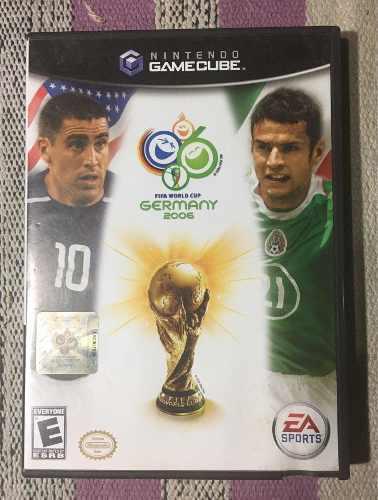 Juego De Nintendo Gamecube Fifa 2006
