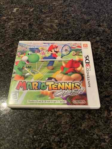 Juego Nintendo 3ds Mario Tennis Open(10)